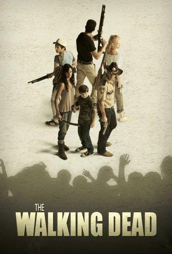 Ходячие мертвецы / The Walking Dead (2010-2014) WEB-DLRip Сезон 1 - 4