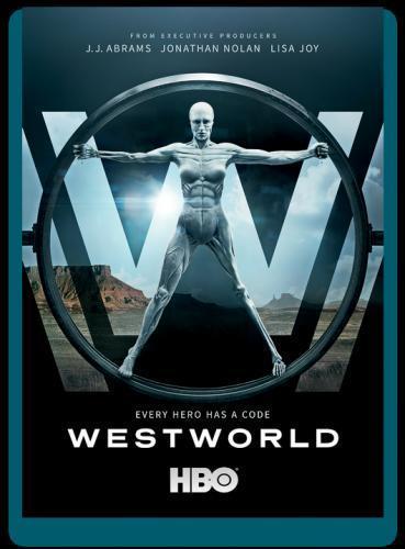 Мир Дикого запада Сезон 1 (2016) Все серии