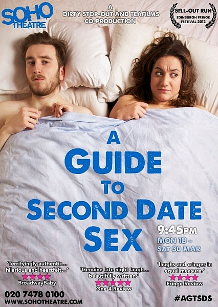 Руководство по сексу на втором свидании (2019)
