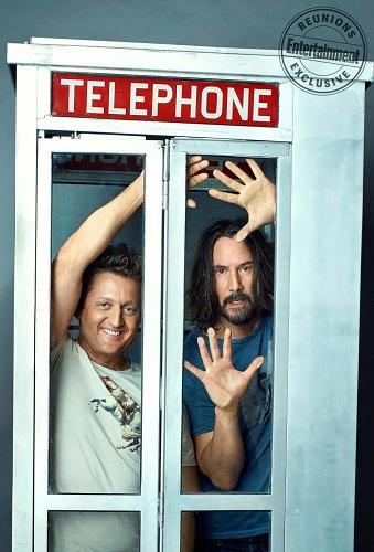 Билл и Тед (2020)