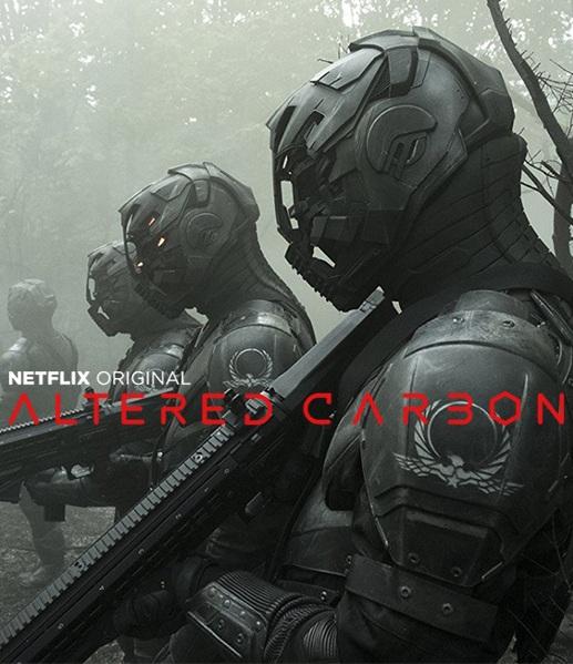 Видоизмененный углерод 2 сезон (2020)
